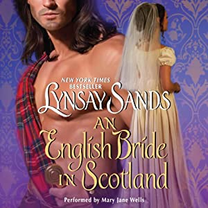 An English Bride in Scotland Audiobook