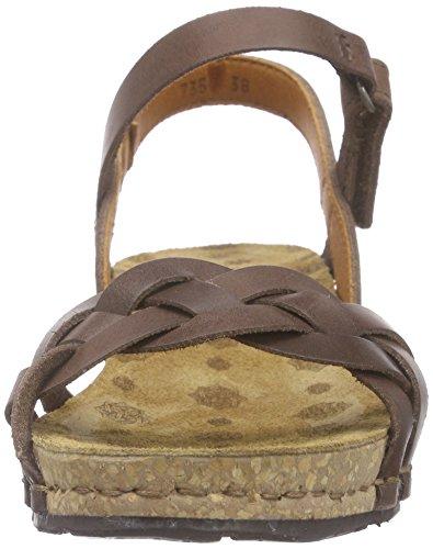 Art Dames Pompei Ankle Bruin (bruin)