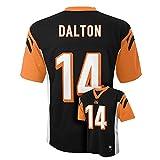 Andy Dalton Cincinnati Bengals #14 NFL Kids 4-7 Mid-tier Jersey Black