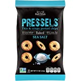 Pressels Sea Salt Chips, Everything, 200g