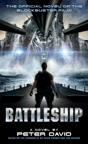book cover of Battleship