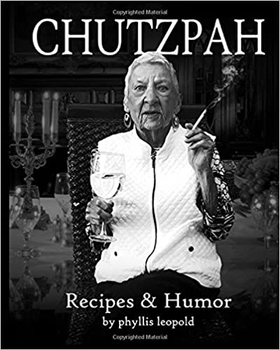 Read online Chutzpah PDF