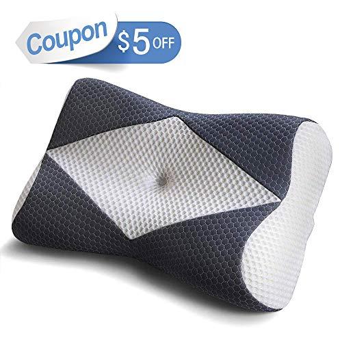 Mkicesky Memory Foam Pillow