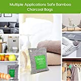 MerLerner 9 Pack Bamboo Charcoal Air Purifying