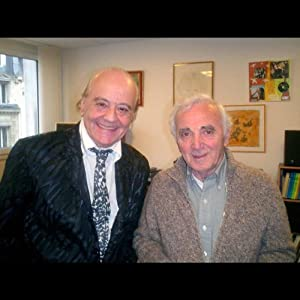 In Confidence with...Charles Aznavour Radio/TV Program