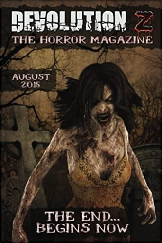 Book Devolution Z: The Horror Magazine August 2015: Volume 1