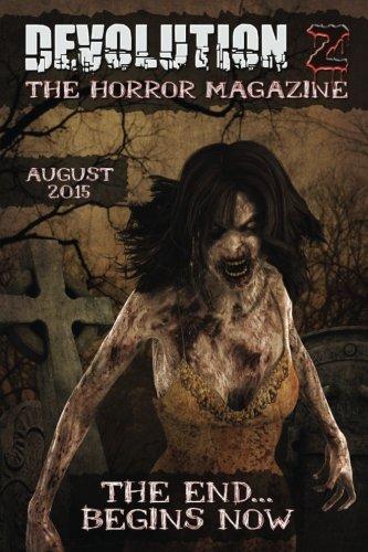 Devolution Z: The Horror Magazine August 2015 (Volume 1)