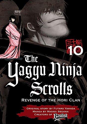 Amazon.com: Yagyu Ninja Scrolls Vol. 10 eBook: Masaki Segawa ...
