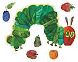 Oopsy Daisy The Very Hungry Caterpillar Wall Decal