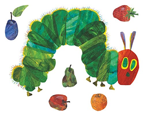 Oopsy Daisy The Very Hungry Caterpillar Wall Decal by Oopsy Daisy