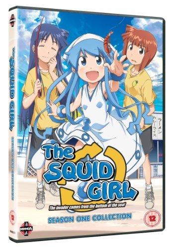 Squid Girl Complete Series Collection [DVD] by Ayumi Fujimura B01I06OCQ8