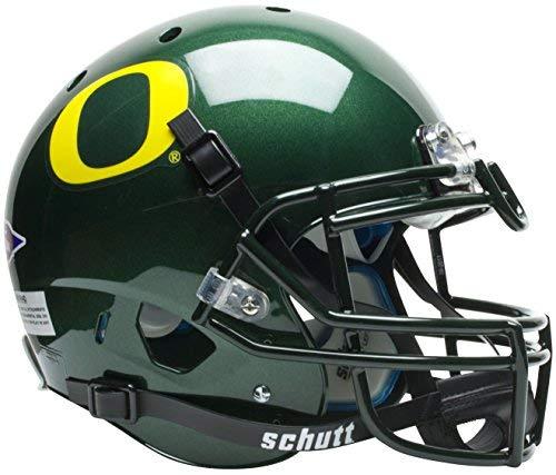 誕生日プレゼント Schutt NCAA Oregon NCAA [並行輸入品] Ducks Authentic Helmet XP Football Helmet [並行輸入品] B07H96CV3D, 大豆工房おらが:faf4a988 --- arianechie.dominiotemporario.com