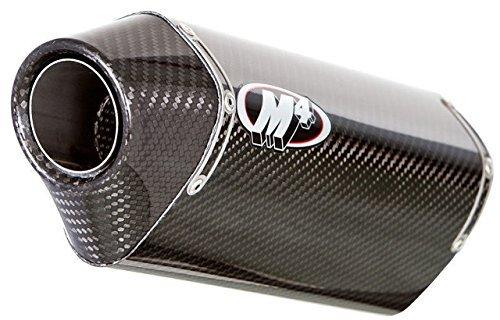 (M4 Suzuki GSX-R600/750 11-17 Carbon Standard Mount Slip On Exhaust Carbon)