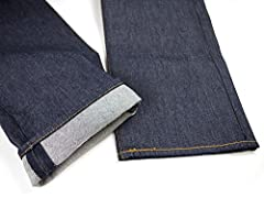Original Shrink-to-Fit Jeans 00501: 0000 Rigid