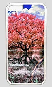 Beautiful Landscape Thanksgiving Halloween Masterpiece Limited Design PC Transparent Case for iphone 6 pluse by Cases & Mousepads