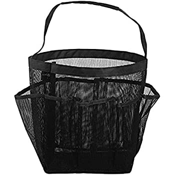 Amazoncom Fortitude Shower Caddy Oxford PouchShower Bag - Travel bag for bathroom items for bathroom decor ideas