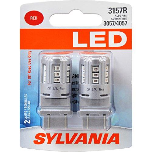 SYLVANIA 3157 Bulb Contains Bulbs
