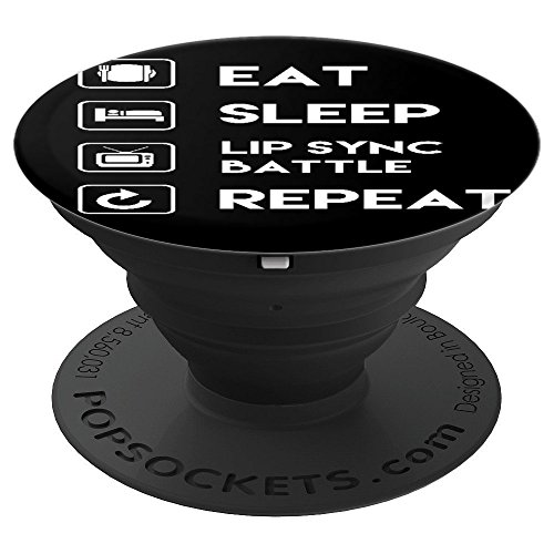Lip Sync Battle Music Singing   Lip Syncing Karaoke   Popsockets Grip And Stand For Phones And Tablets