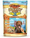 zukes skinny bakes pumpkin - Zuke's Skinny Bakes Dog Treats, Pumpkin and Sweet Potato, 10-Calories, 12-Ounce