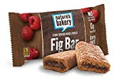 Nature's Bakery Whole Wheat Fig Bar, Raspberry, 12 Count Box