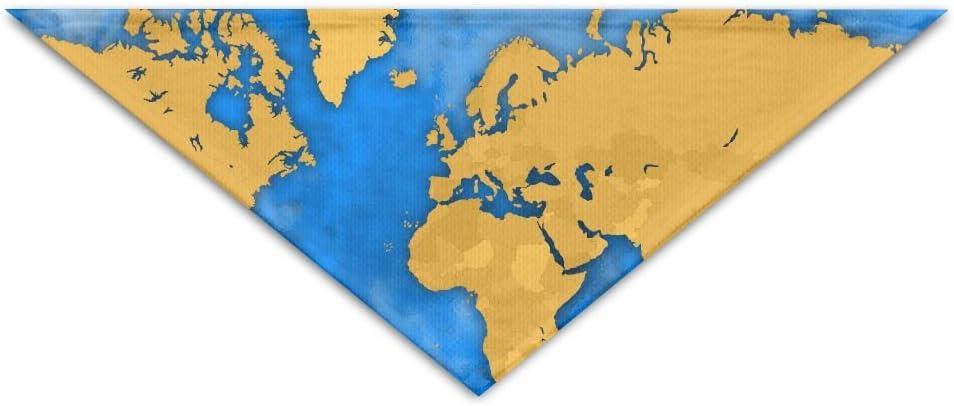 GMSCPET África América Antártida Asia Mapa Triángulo Mascota ...