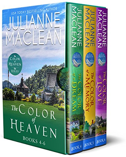 The Color of Heaven Series Boxed Set: (Books 4-6) ()