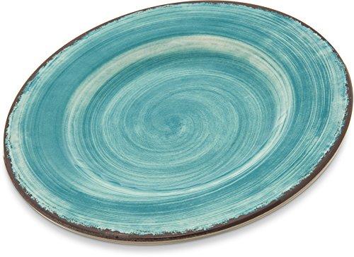 Carlisle 54002-415 Mingle Shatterproof Melamine Salad Plate, 9