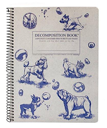 Decompositon Wire Book: Dogs And Bubbles