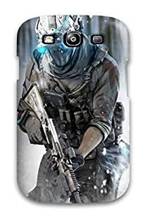 High-quality Durable Protection Case For Galaxy S3(ghost Recon Online)