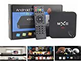 MX III Android 4.4 MX3 TV Box Amlogic S802 Quad Core XBMC 1G/8G 4K Fullly Rooted - 3D-HD Blu-ray Streaming Media Player Dual 2.4/5GHz WiFi Bluetooth DLNA Airplay - All in one Entertainment System