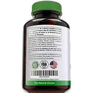 BIOTIN PRO WITH CALCIUM. Potent Formula (10,000 mcg.) Best Product for Hair, Skin and Nails. Natural Anti Aging, Antioxidant support supplement, Vitamin H, B7 Complex for Health, Growth & Protection