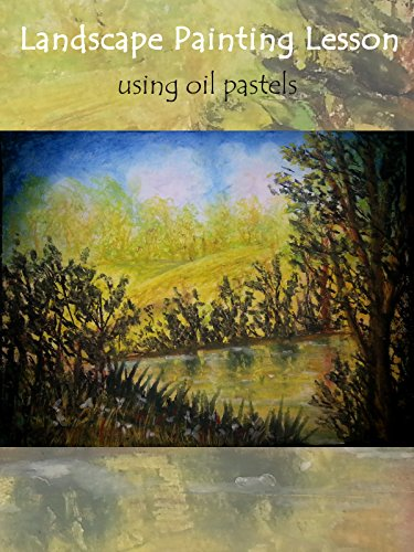 Landscape Painting Lesson by