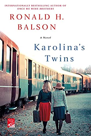 book cover of Karolina\'s Twins