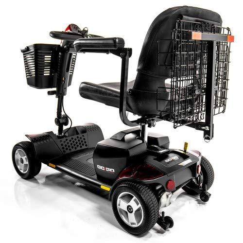 Amazon.com: challenger Movilidad Scooter plegable cesta ...