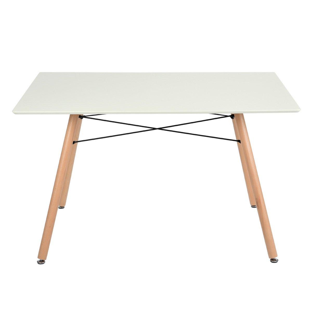 tavolo da pranzo moderno in stile scandinavo r/étro N.B Furniture