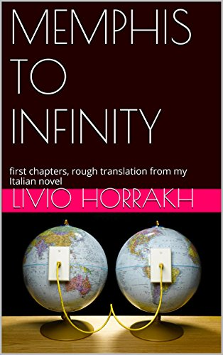 MEMPHIS TO INFINITY: first chapters, rough translation from my Italian novel (it's the initial part of the novel MEMPHIS ALL'INFINITO Book - Memphis Of Infiniti Parts