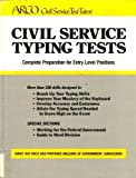 Civil Service Typing Tests, Arco Editorial Staff, 0668061847