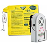 Secure 14CSET-5 Chair Exit Alarm - High Quality Caregiver Alert for Elderly Patient Fall and Wandering Prevention