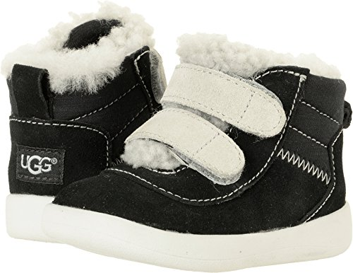 UGG Kids Unisex Pritchard (Infant/Toddler) Black Shoe