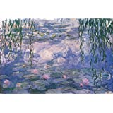 Claude Monet (Nympheas) Fine Art Print Poster - 24x36
