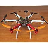 Hobbypower DIY F550 Hexacopter Kit with APM2.8 Flight Controller NEO-7M GPS 920KV Brushless Motor Simonk 30A ESC 1045 Props