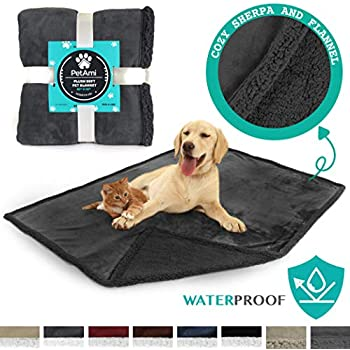 Amazon Com Best 100 Waterproof Fleece Pet Throw Dog