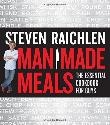 man made meals by steven raichlen - 5
