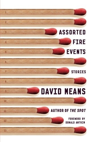 Assorted Fire Events from Brand: Faber Faber