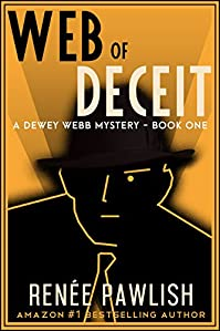 Web Of Deceit by Renee Pawlish ebook deal