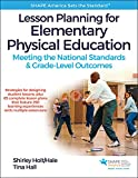 Lesson Plans for Elementary Physical Education