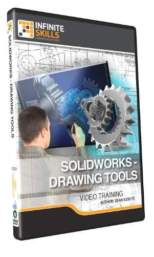 SolidWorks - Drawing Tools - Training DVD by Infiniteskills