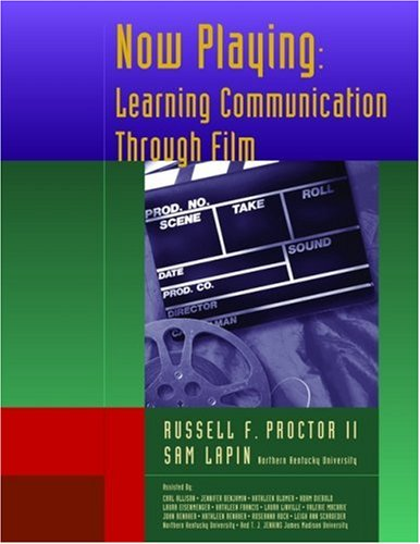 Now Playing: Learning Communication through Film