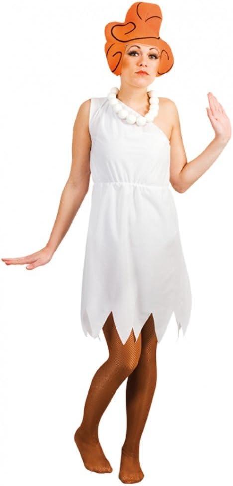 Fyasa Disfraz 705834-TXL de Wilma, Talla XL: Amazon.es: Juguetes y ...