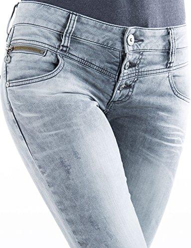 f921331e9e49 Timezone Damen Slim Jeans Kairina Jogg